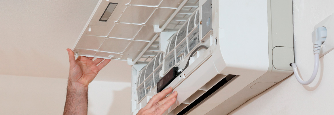 Home appliance installation