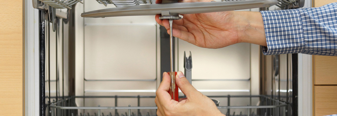 Handyman Kitchen dishwasher installation